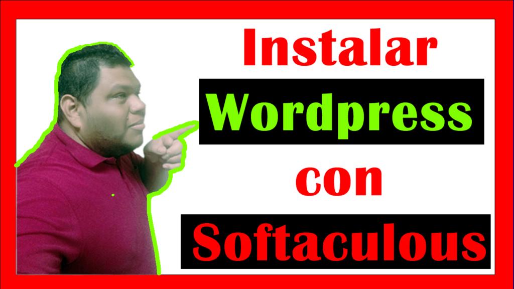 Cómo Instalar Wordpress en un hosting
