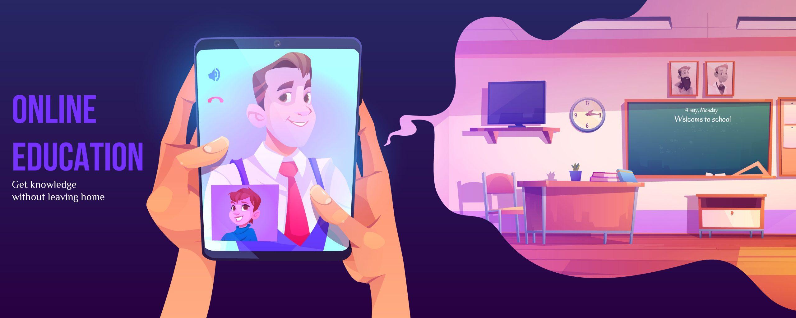 La educación virtual y su relación con los padres