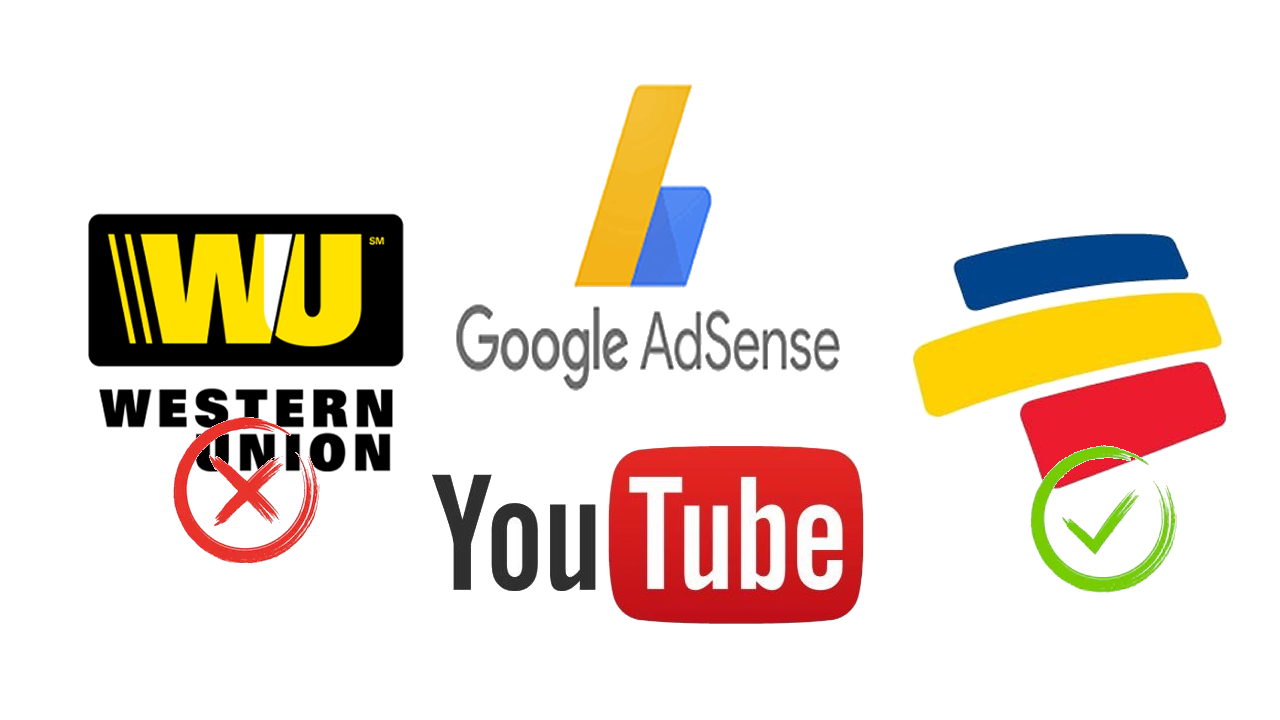 Western Union dejará de estar disponible en Youtube como forma de pago