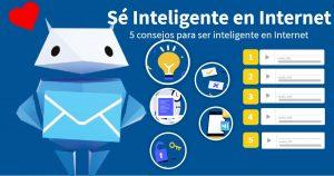 Sé Inteligente en Internet - Interland
