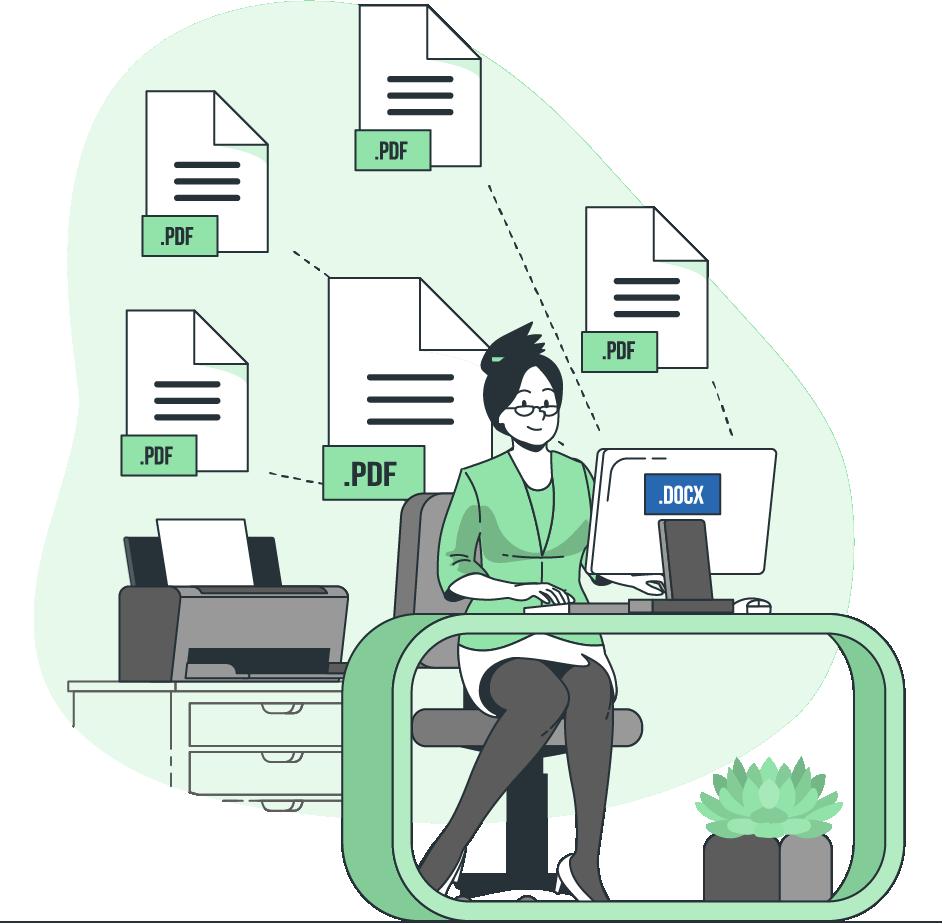 Combinar correspondencia y generar PDF individuales